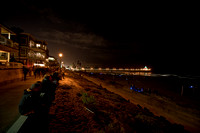 Manhattan Beach Pier, CA - Dec 12th, 2009