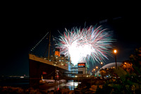 New Years at the Queen Mary, 2010